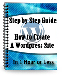 How to Set Up Wordpress in Less Than an Hour!
